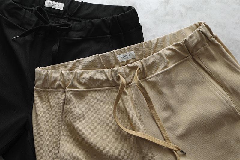 【楽ちん×ドレス感】大人コーデにぴったりな、ドローコードスラックス・パンツ
