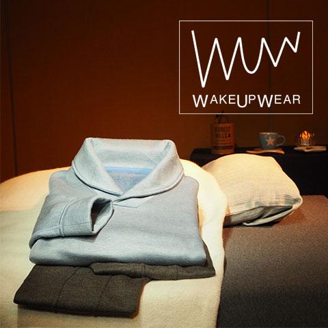 動体裁断 WakeUpWear